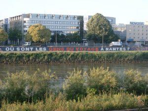 Où sont les gens du voyage à Nantes