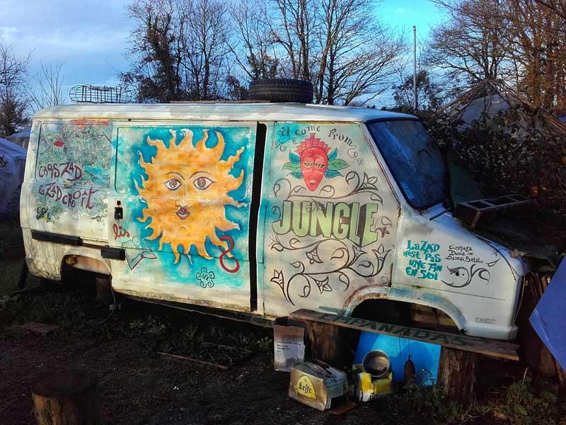 mon camion peint