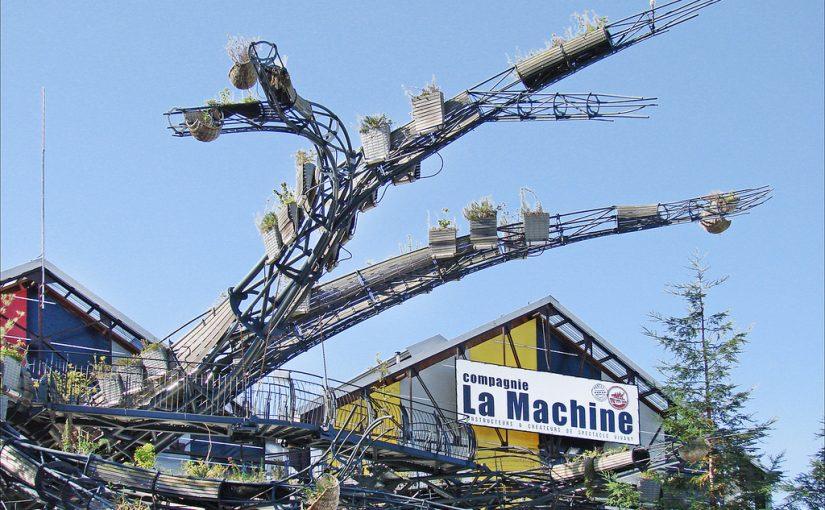 Les Machines de l'île, ingénieuse mécanique à transformer l'argent public