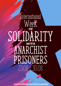Solidarity With Anarchist Prisoner