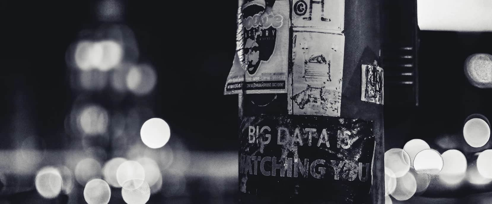 Big data is watching You Lyon Ev