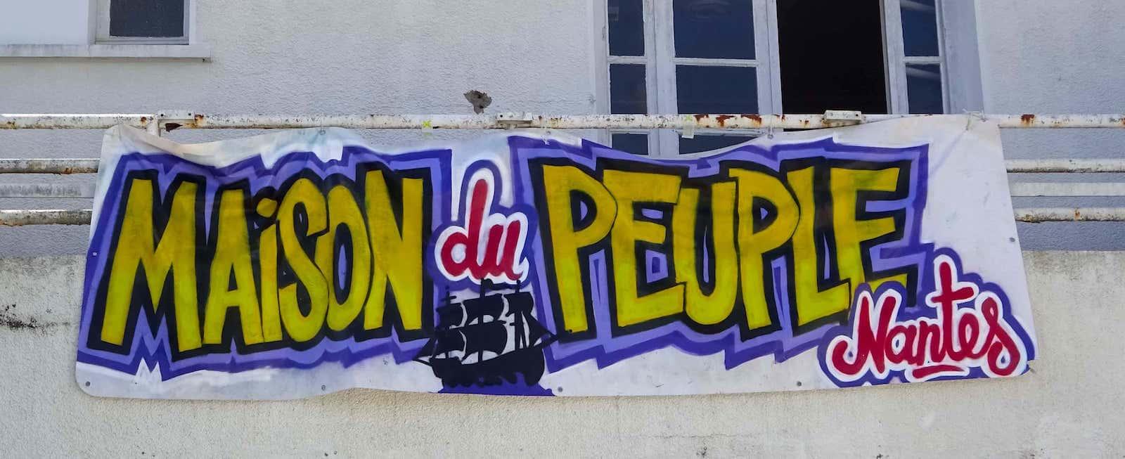 Maison du Peuple de Nantes