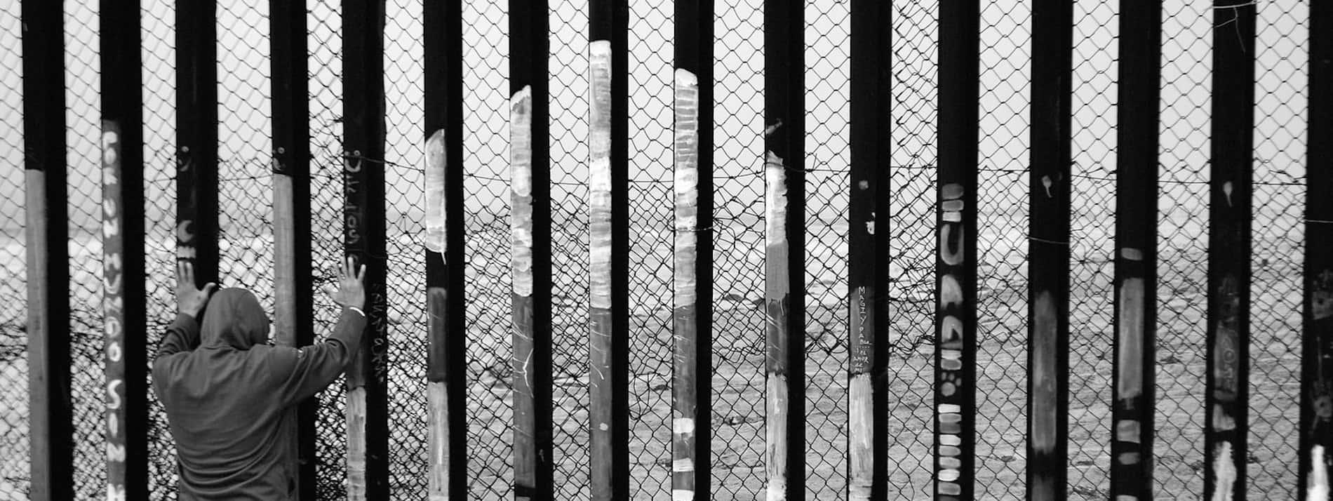 Por un mundo sin muros Tijuana Mexico