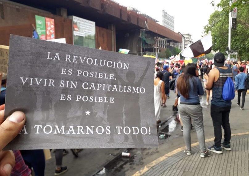 vivir sin capitalismo es possible