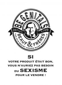 Publicité Bagelstein