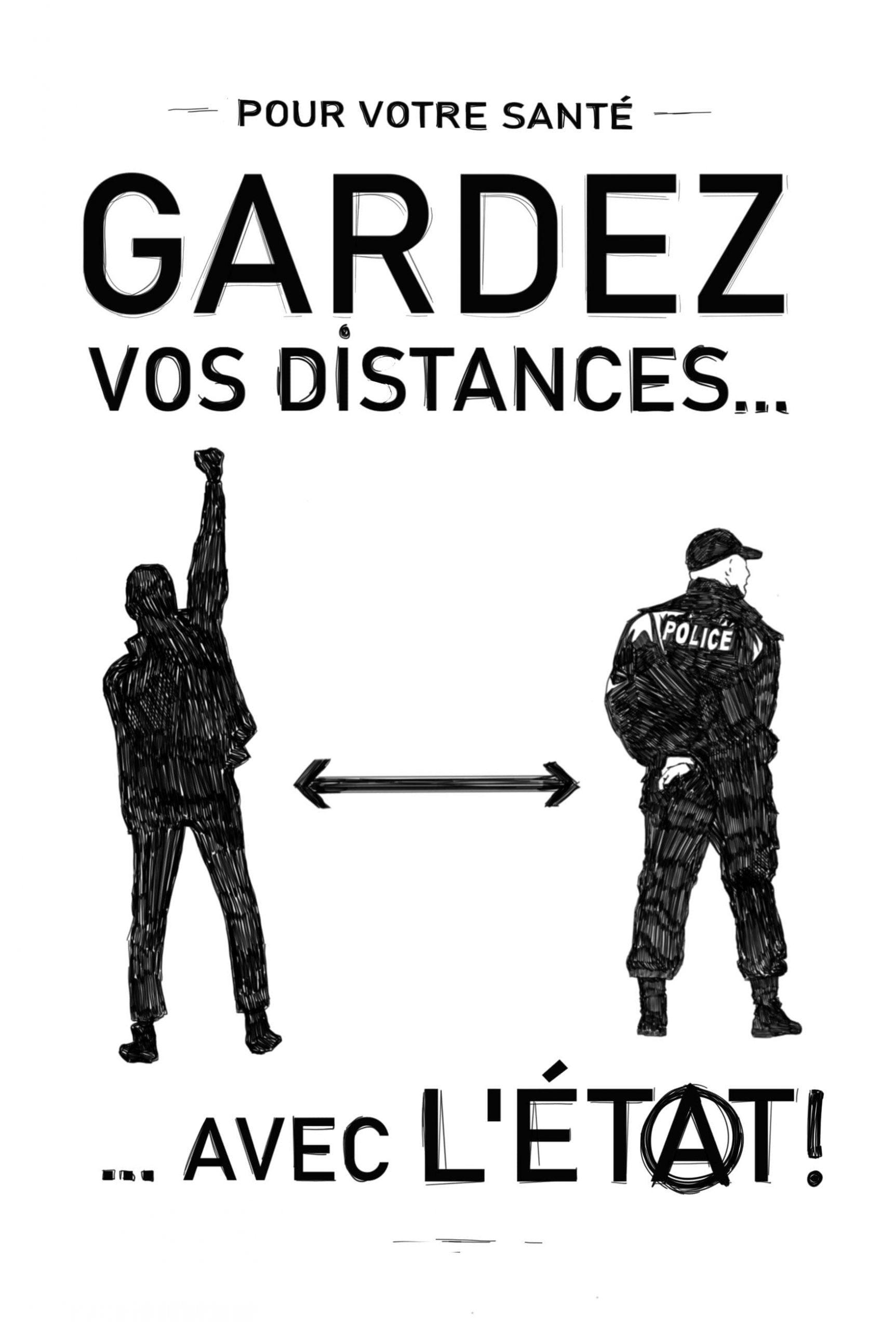 Gardez vos distances avec l'état