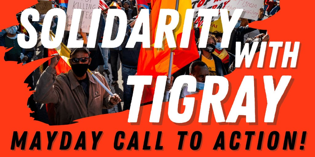 Solidarity with Tigray