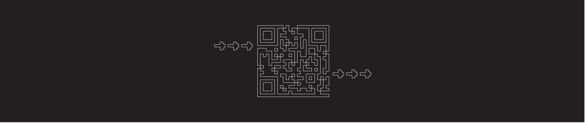 QR Code Labyrinthe